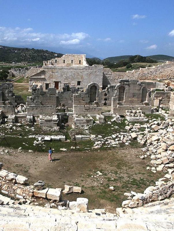 patara-antik-kenti-nde-neler-yapilir